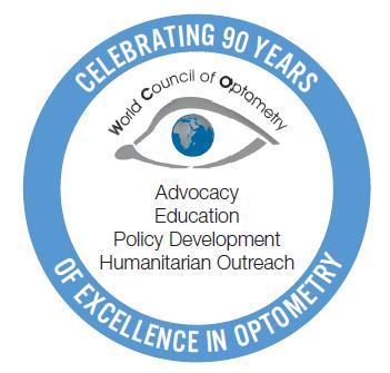 WCO 90 year logo