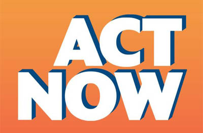 Act Now 400x263