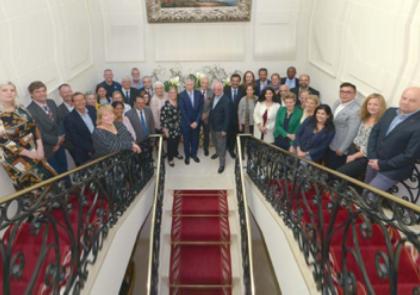 IAPB Board of Trustees Meet in Geneva