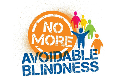 Art work for No More Avoidable Blindness