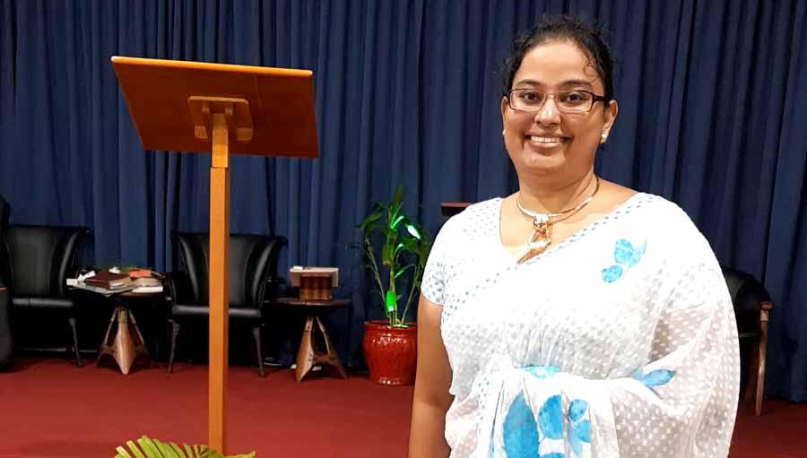 Ophthalmic Nurses in extended Practice. Artika Avikashni - Fiji