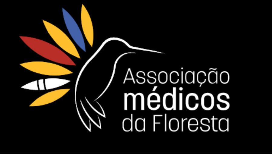 Associao Medicos da Floresta Logo