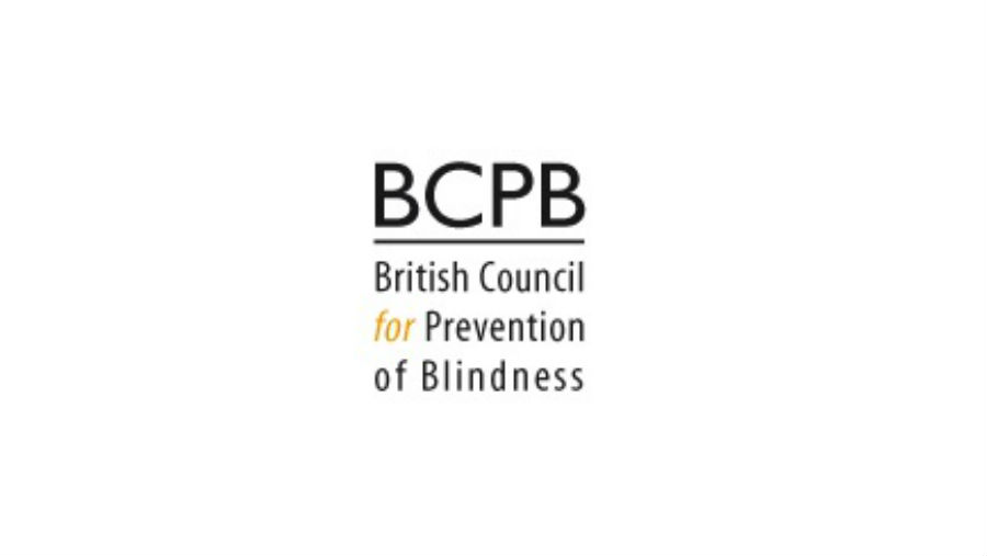 The British Council for Prevention of Blindness logo