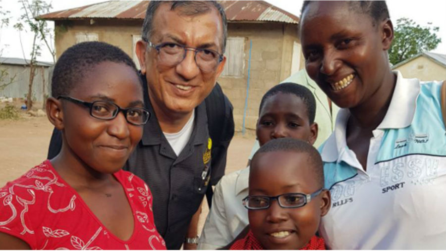 Story: Free eye care services help 20,000 people in Tanzania