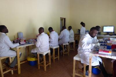 BICO Deworm3 Laboratory technicians in Mangochi (Namwera) Malawii