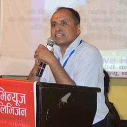 Dr Bidya Prasad Pant, Eye Health Hero 2017, HelpMeSee
