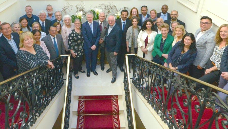 IAPB's Membership Values. IAPB Board of Trustees 2019