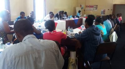Training of Registered Geberal Nurses on PEC in Manicaland