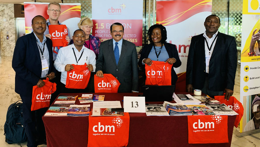 CBM team at CoM