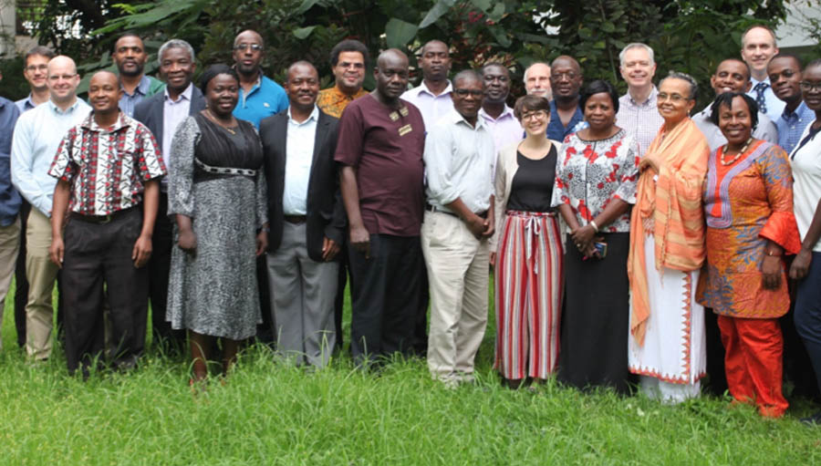 The COECSA/WACS Sub-Specialist Fellowship Development Workshop; Participants