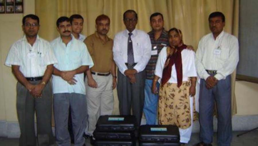 Captain Cook in Bangladesh