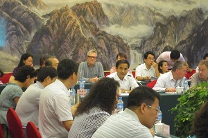 NGDO Meeting China 2010