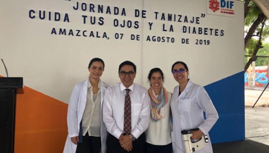 Compartiendo un Modelo de Salud Visual Exitoso a la Comunidad