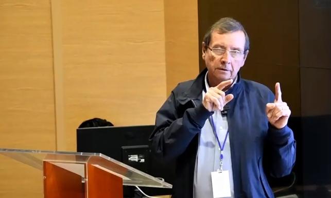 Conferencia Magistral en Prevención de Ceguera por Serge Resnikoff