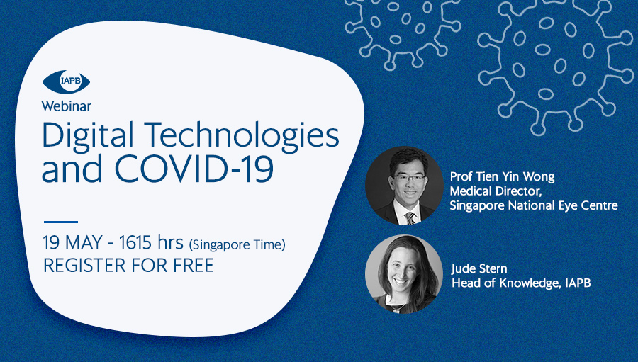 Webinar on Digital Technologies and COVID-19