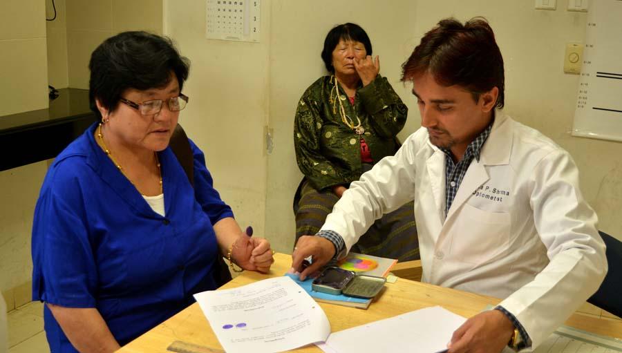 La Genética Médica en la Prevención de Padecimientos Oculares