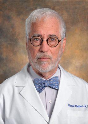 Dr. David Heiden