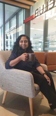Dr Vandana Ramachandram SERI tea for toolkit
