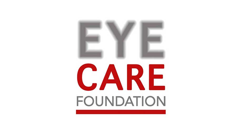 Björn Stenvers appointed as Eye Care Foundation's CEO. Eye Care Foundation logo