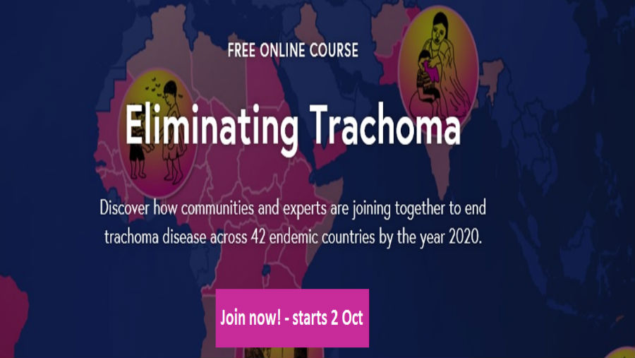 Free Online Course Eliminating Trachoma Screenshot