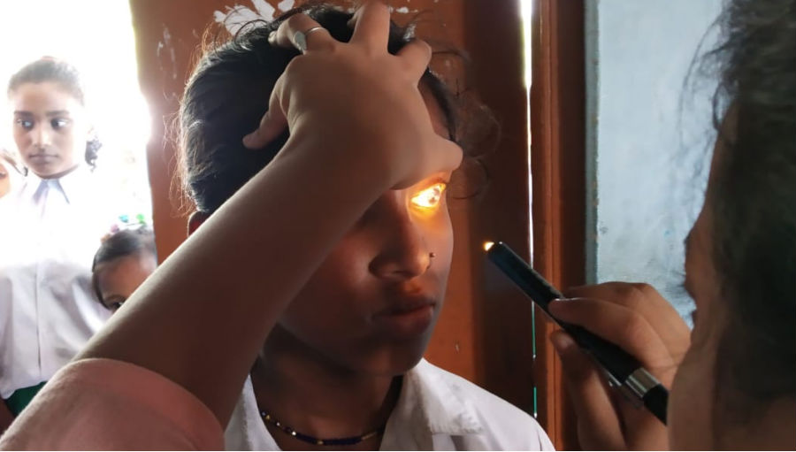 Story: Delivering eye care in Eastern India