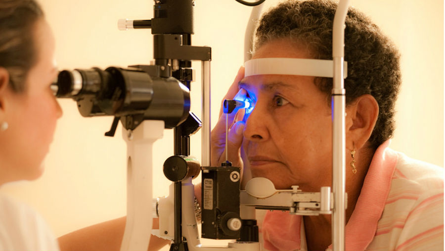 Eye Exam in Colombia Submitted by: Fernando Yaacov Pena