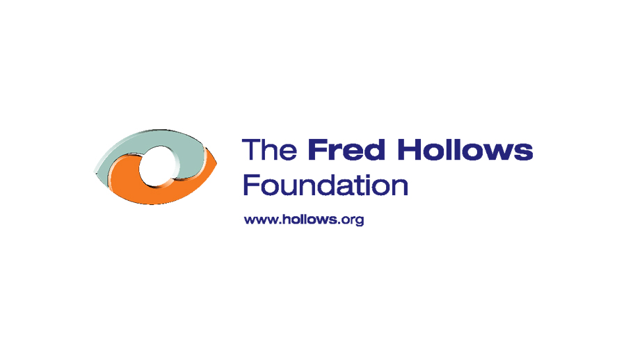 Fred Hollows Foundation (FHF) logo