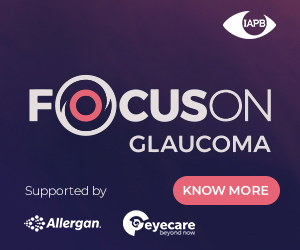 Focus on: glaucoma image