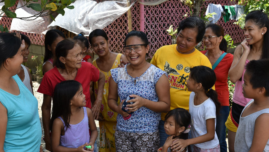 Universal eye health in the Philippines: making sure that everybody in a community can access eye health services without experiencing financial hardship