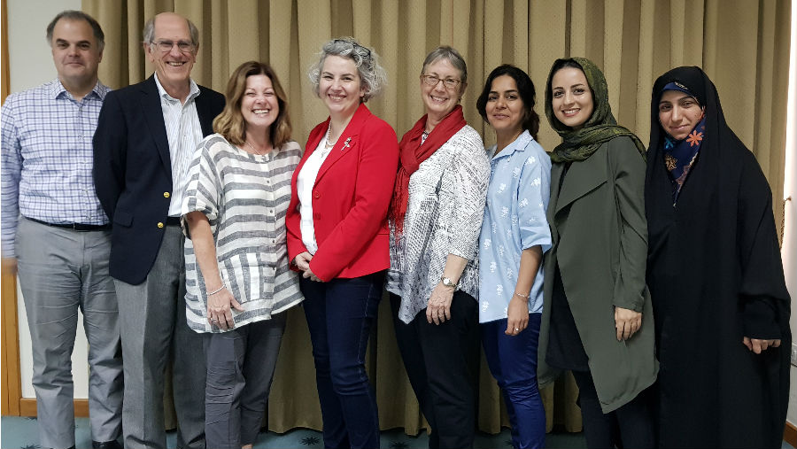 The first meeting of the IAPB Gender Equity Work Group/IAPB WPR Focus: Editorial July 2018