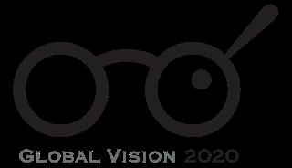 Global Vision 2020 Logo
