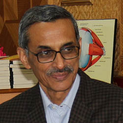 Dr Harsha Bhattacharjee, Eye Health Hero 2017, Sankaradeva Netralaya