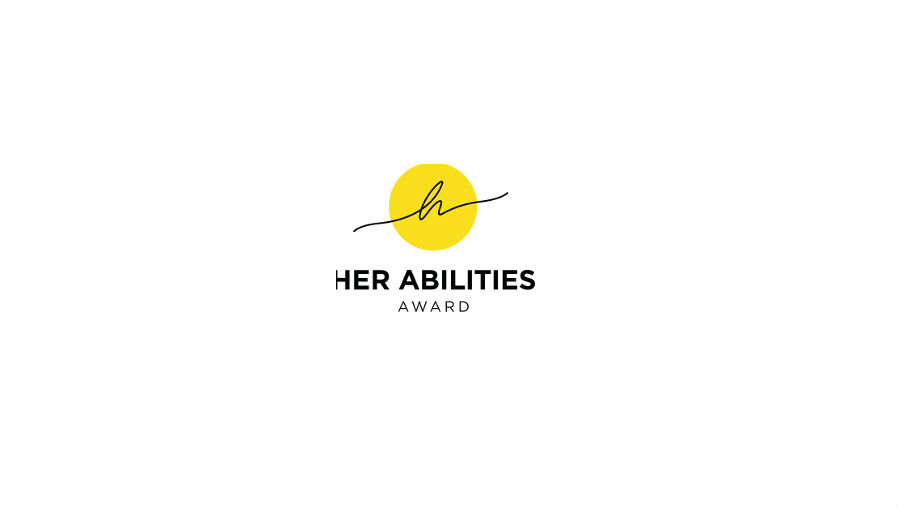 Story: Nominations open for Her Abilities - an award honouring women with disabilities/ Her Abilities Award logo