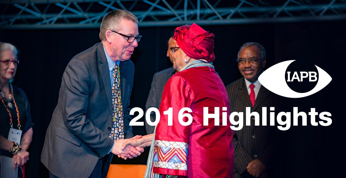 IAPB 2016 Highlights