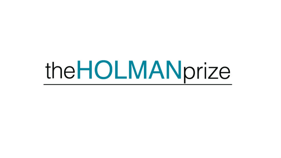 Submissions open for the Holman Prize/ Image: the Holman Prize logo
