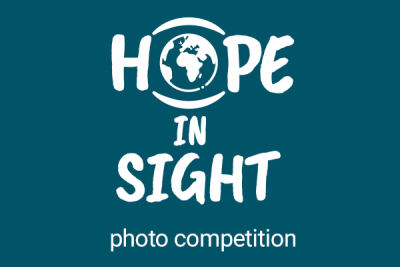 Hope In Sight - World Sight Day 2020 photo competition
