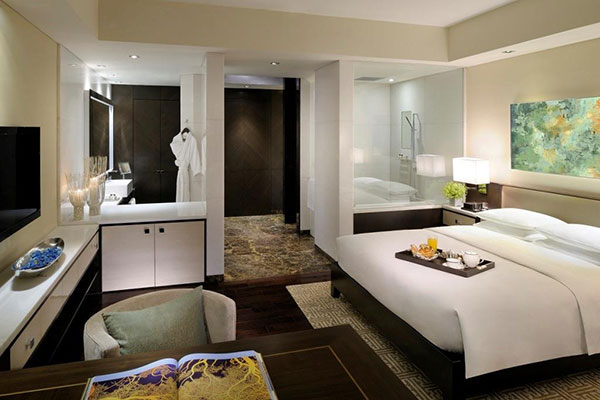 A Room in the Park Hyatt Hyderabad