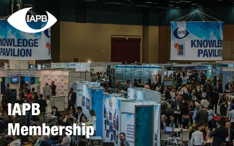 IAPB Membership Brochure 2019