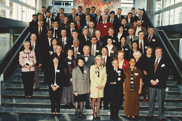 IAPB Partnership Committee at WHO 1998