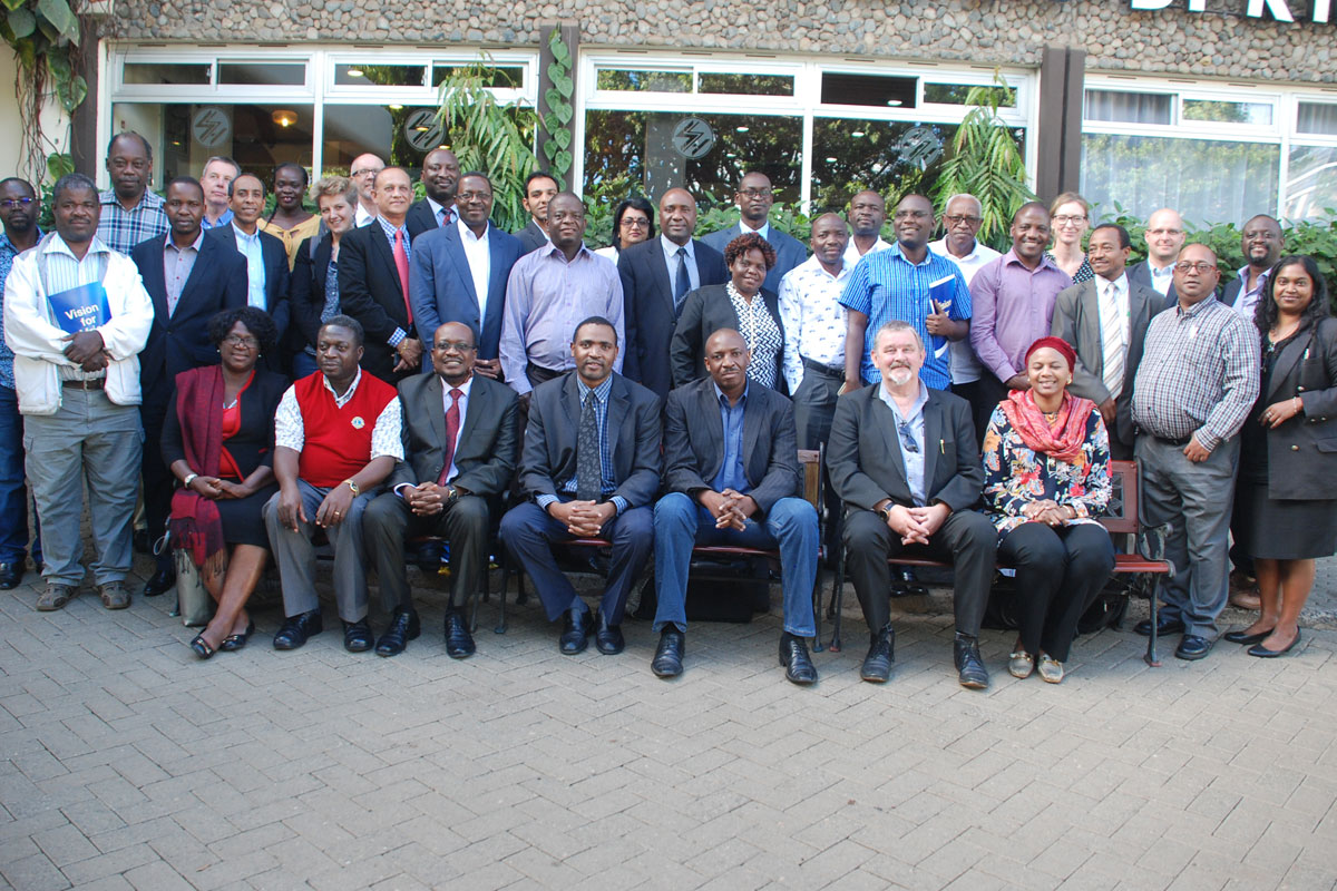 IAPB Africa stakeholders' workshop