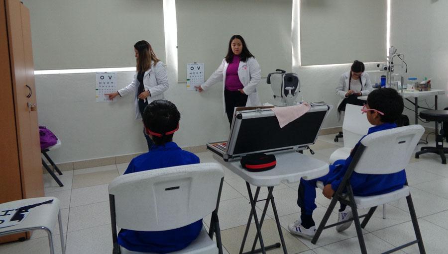 Instituto Mexicano de Oftalmología: Ver por los Demás