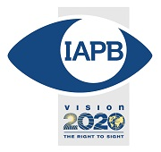 IAPB / VISION 2020 Lock-up Logo