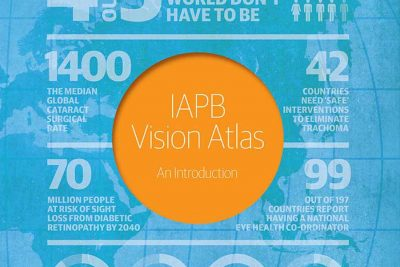 IAPB Vision Atlas cover