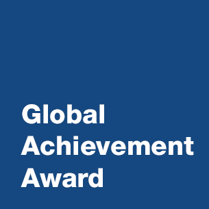 IAPB global achievement award