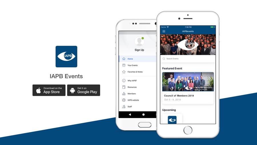 IAPB Council 2019 App