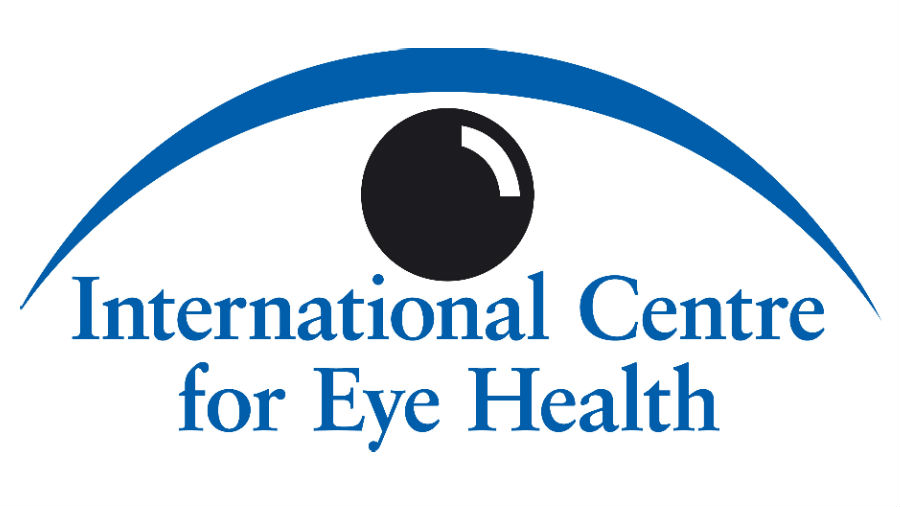 International Eye Health course /ICEH logo