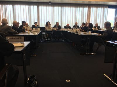 WHO and IAPB meetings - Geneva 2019