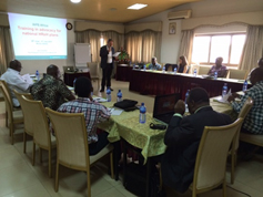 HReH workshop, Accra Ghana - Image 1