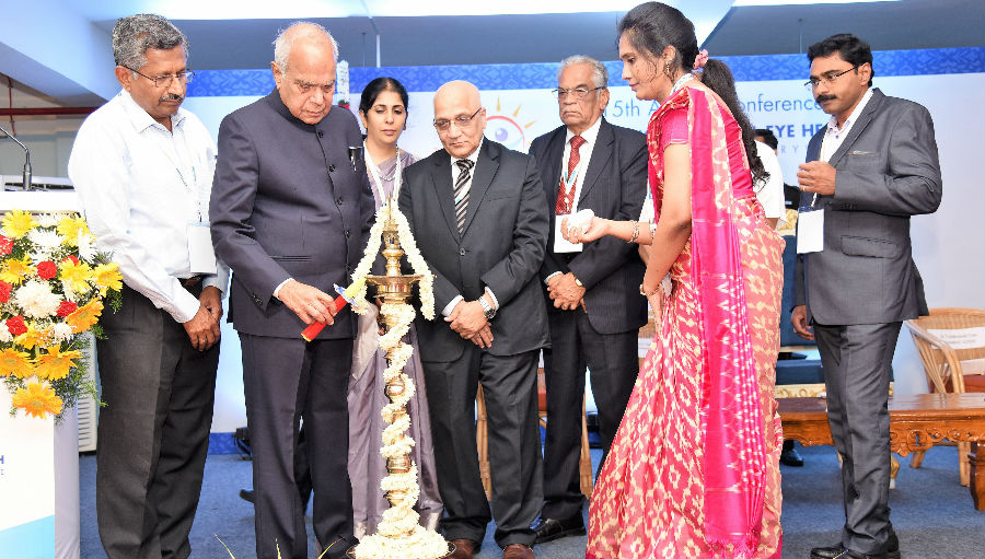 Inauguration of conference/ Story: VISION 2020 India conference: fostering learning and networking in an enabling environment