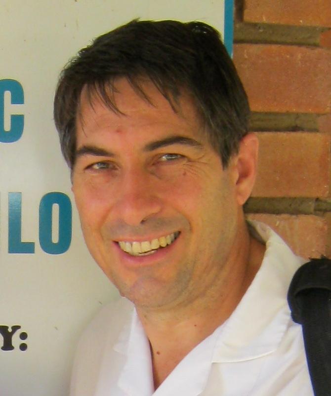 Dr Jasper Pons